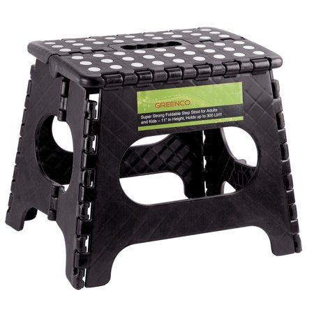 Tremendous Greenco Super Strong Foldable Step Stool For Adults And Kids Alphanode Cool Chair Designs And Ideas Alphanodeonline