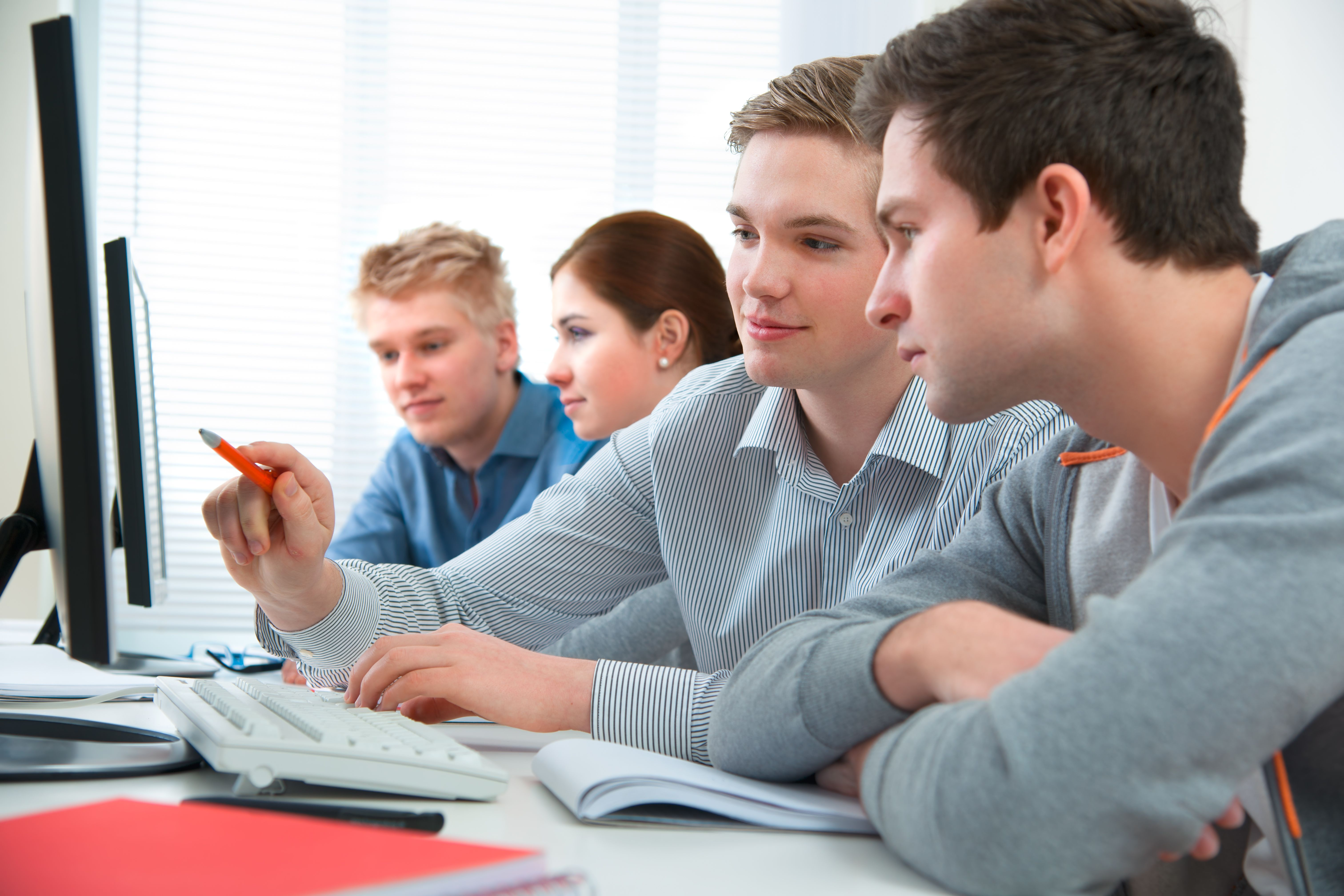 Face to face study is primarily a virtual classroom where