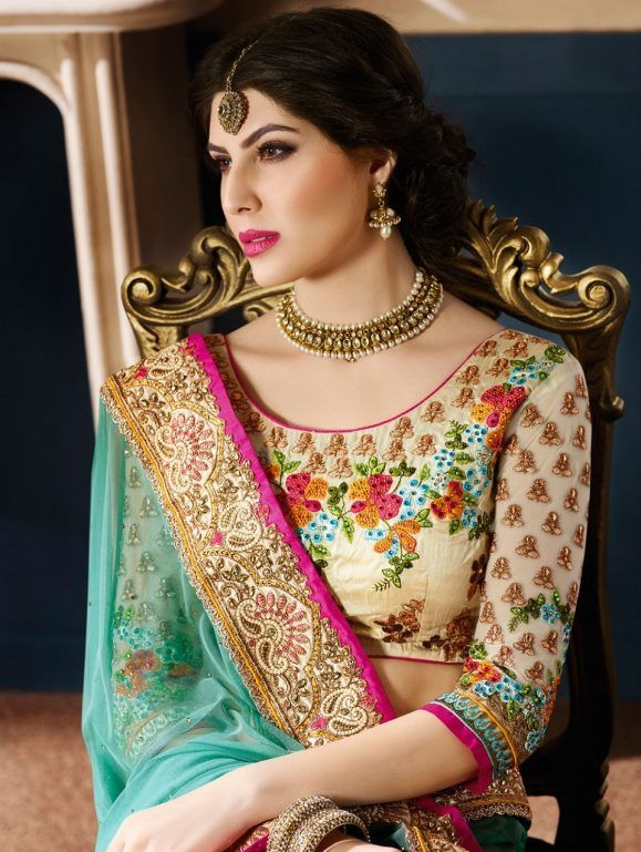 Indian Wedding Saree Latest Designs & Trends 2018-2019 Collection ...