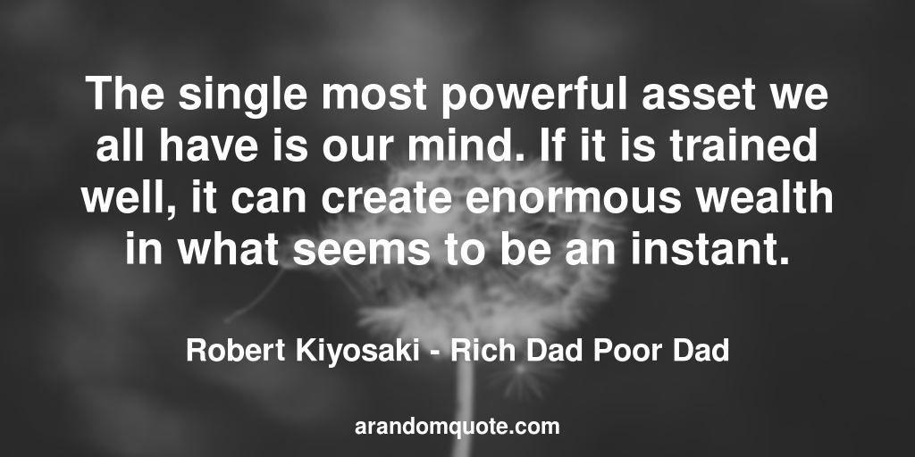 Best Image Quotes From Rich Dad Poor Dad Book Rich Dad Poor Dad