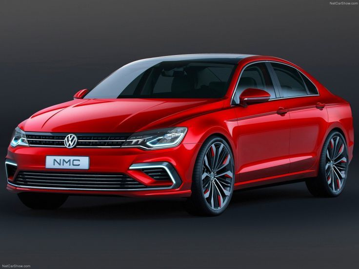 Volkswagen New Midsize Coupe Concept 2014 Future Red Passat Wallpaper 06 4000x3000 Wallpaper Background Volkswagen Jetta Volkswagen Jetta Car