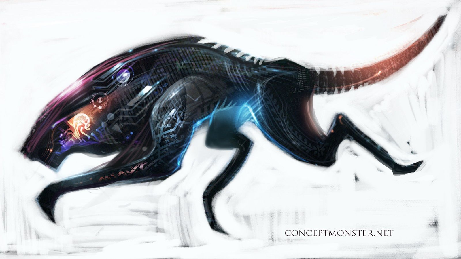 Fond Ecran Hd Wallpaper 560 All Images Alien Concept Art Creature Art Creature Picture