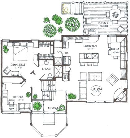 Split Level House Plans at eplans com   House Design Plans. Split Level House Plans at eplans com   House Design Plans   I