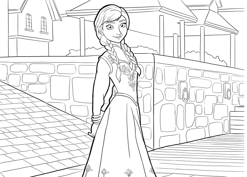 Disney Frozen Coloring Pages For Kids Coloring Page Frozen Coloring Pages Http Coloringbookfun Com Frozen Coloring Pages Frozen Coloring Elsa Coloring Pages