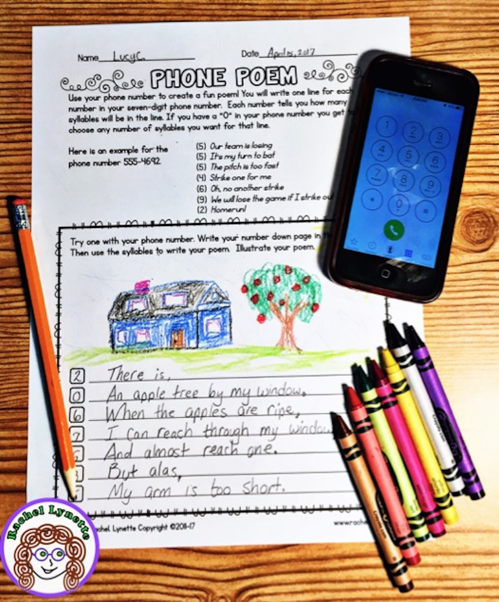 Poetry Writing 21 Poem Patterns Plus Poetry Unit Tips And