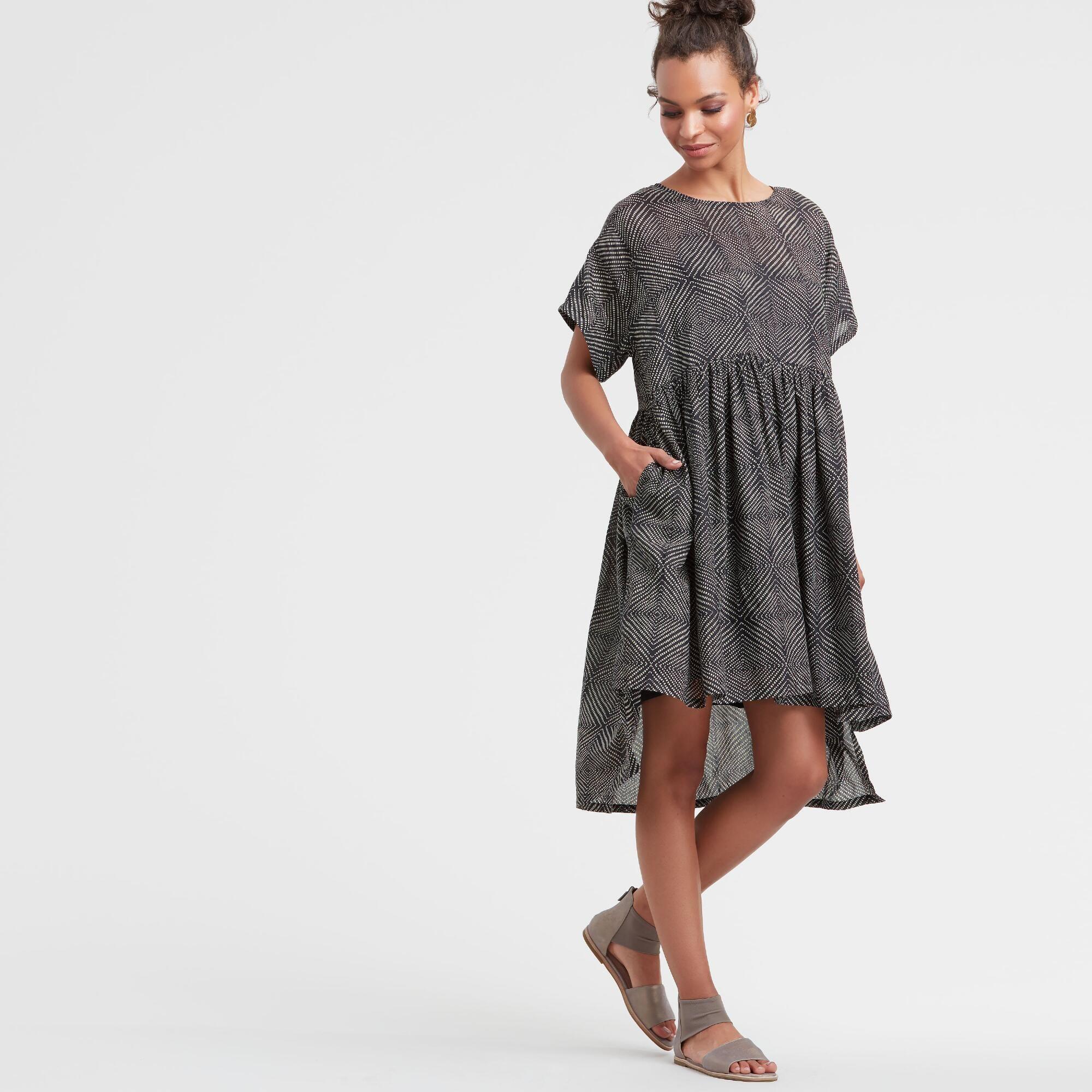 e1eabe18598 Black and White Simone Dress - Smmd by World Market