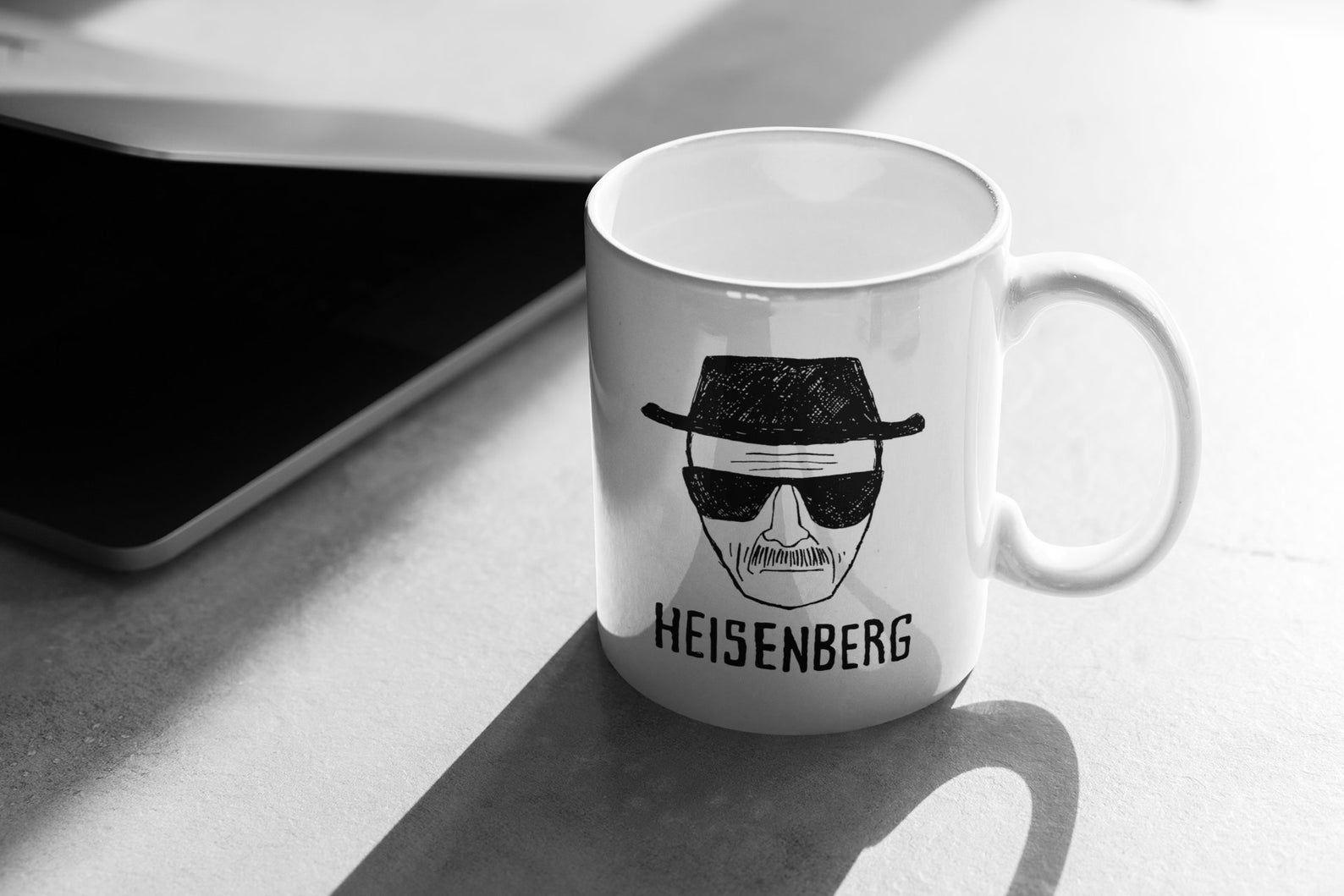 Breaking Bad Quarantine Funny Humor Parody Coffee Tea Ceramic Mug 11oz