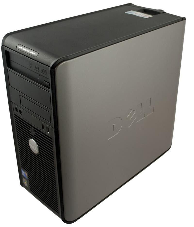 Dell Optiplex 380 Intel core 2 duo E7500 2 93GHz - 2GB DDR2