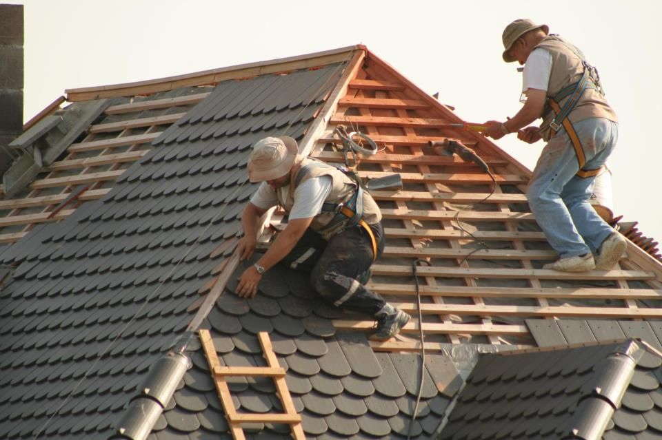 Roof Installation And Repair Roof Leak Detection Custom Roof