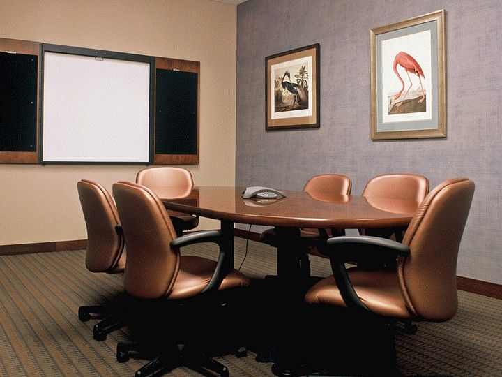 Our Conference Room Is Free To Use We Ask You Just Call And Reserve The