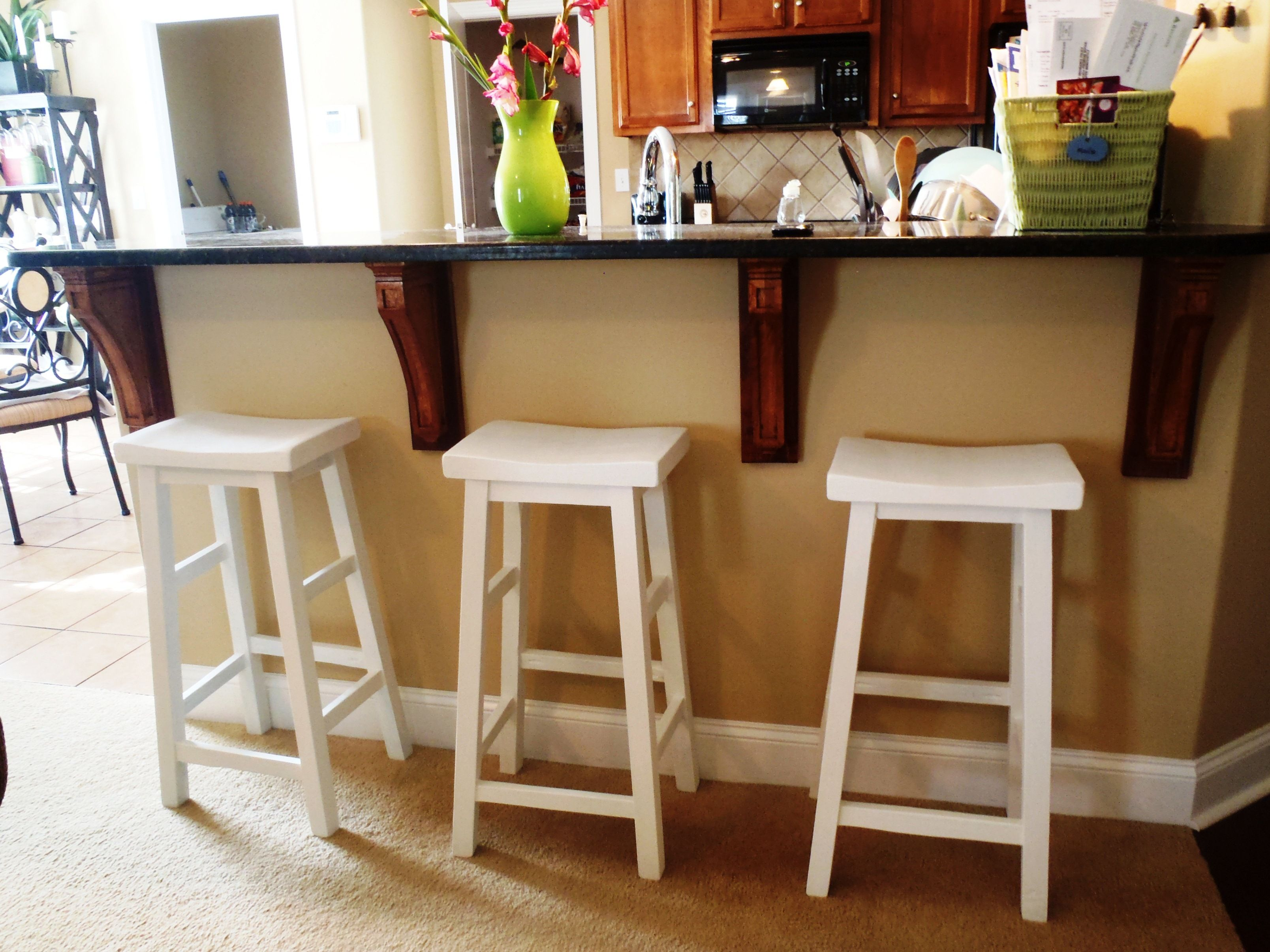 Barstools do it yourself home projects from ana white