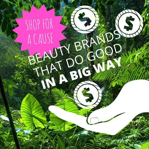 Beauty Brands That Donate To Charity