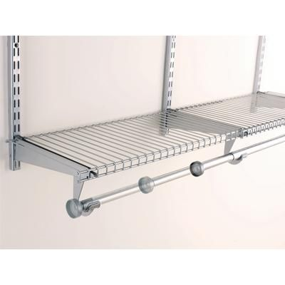Rubbermaid Configurations 2ft To 4ft Adjustable Rod