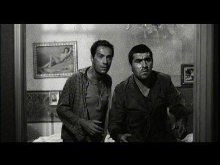 À Cheval sur le tigre, de Luigi Comencini, 1961. Nino Manfredi, Mario Adorf.