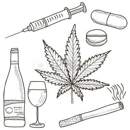 Di No A Las Drogas Para Colorear No Dia De La Lucha Contra Las Tatuajes De Drogas Frases De Drogas Dibujos Trippy