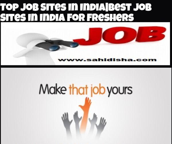 Top Job Sites in India India