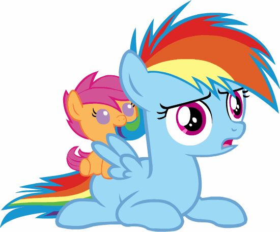 Young Rainbow Dash And Baby Scootaloo My Little Pony Baby Little Pony My Little Pony Pictures Do you like this video? young rainbow dash and baby scootaloo