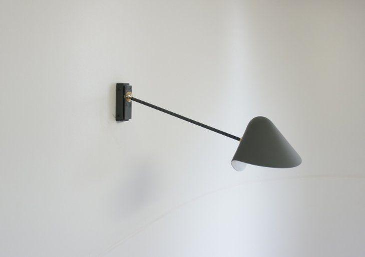 Applique lampe design minimaliste luminaire orientable éclairage