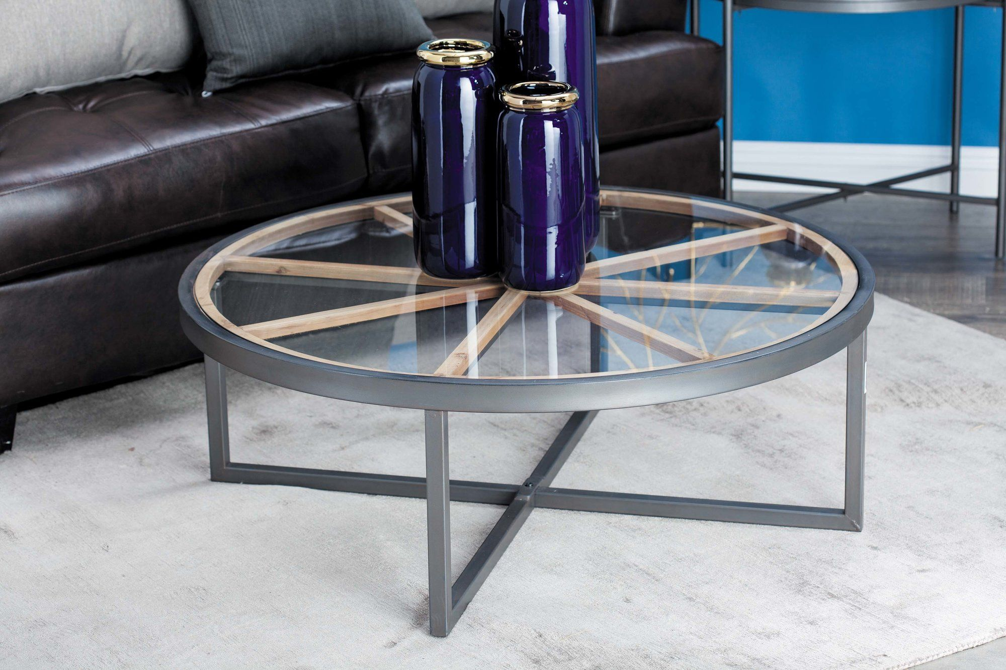 Robin Coffee Table Round Glass Coffee Table Coffee Table Coffee Table Design Modern [ 1333 x 2000 Pixel ]