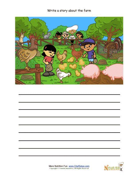 Worksheets Grade 2 Composition english teaching worksheets picture composition places to visit for kindergarten google search