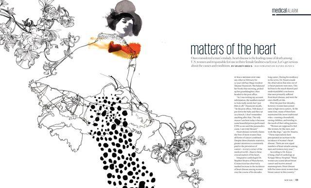 editorial illustration | art~ | Editorial articles, Editorial