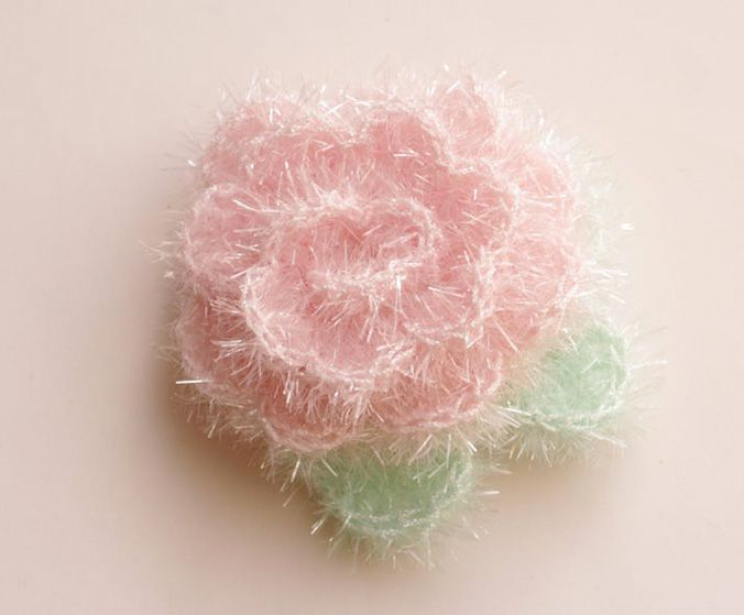 Creative Bubble Rose Häkeln Pinterest Creative Crochet And