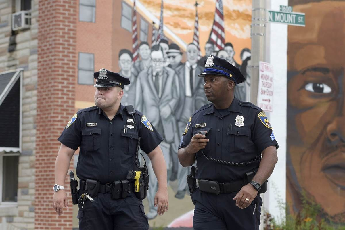 Has The Justice Department Changed Its Mind About Baltimore Cop Reforms Police Force Justice Police