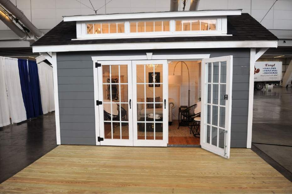The She Shed: women's answer to the man cave | Shed, Shed ...