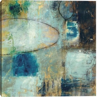 Tangent Point I by Jane Bellows