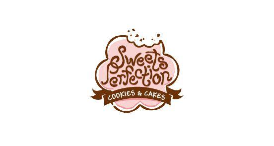 sweet cookie logo l o g o � d e s i g n � i n s p i r a