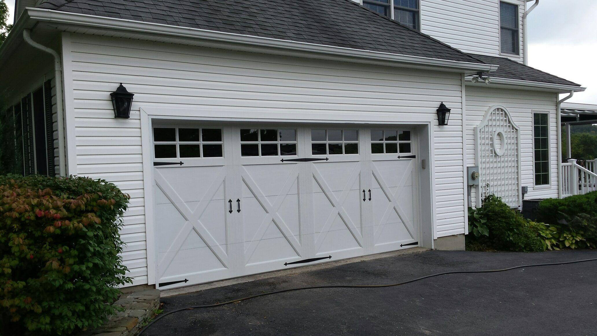 Dutchess Overhead Doors, Inc. Installed A Raynor Rockcreeke Overhead Door  In Dutchess County,