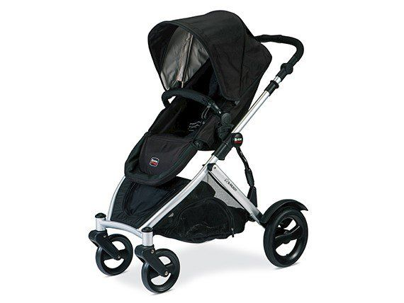 Britax B Ready Convertible Stroller Can Add Second Seat Or Car