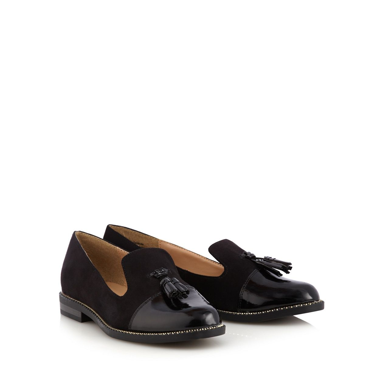 e68f7265273 Call It Spring Black  Carzago  loafers