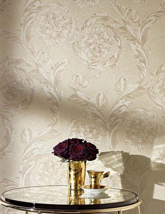 wallpaper, interior design, versace, decoration | versace ... - Bubble Sofa Von Versace