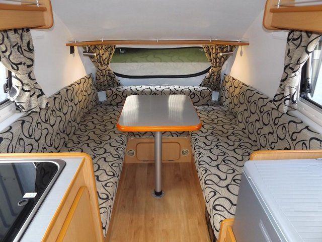 Going Go-Pod Plus lightweight teardrop caravan | Campers | Teardrop