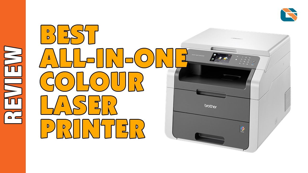 Brother DCP-9015CDW BEST All in One Compact Colour Laser