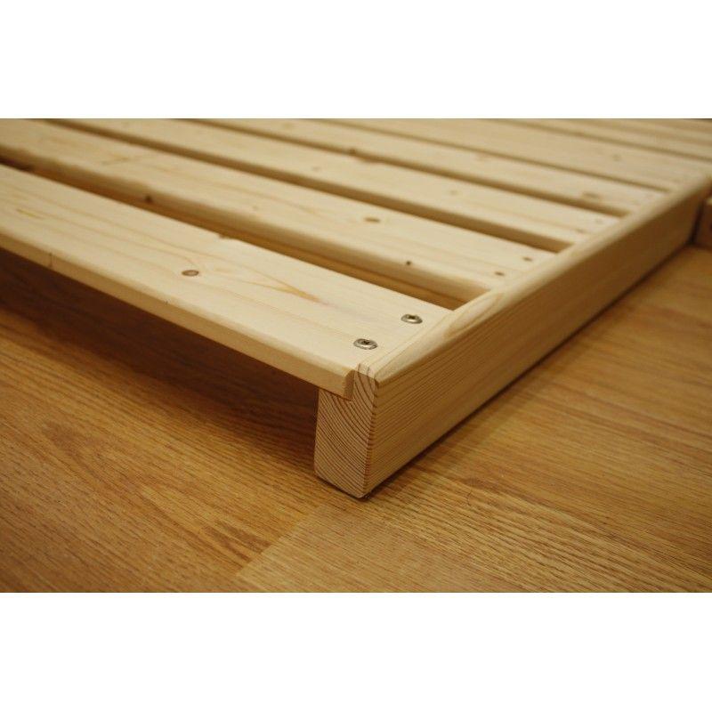 Shiki Futon Bed Base ka Pinterest Bed frames Woodwork