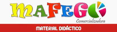 MAFEGO COMERCIALIZADORA DE MATERIAL DIDACTICO: Promociones de Mayo