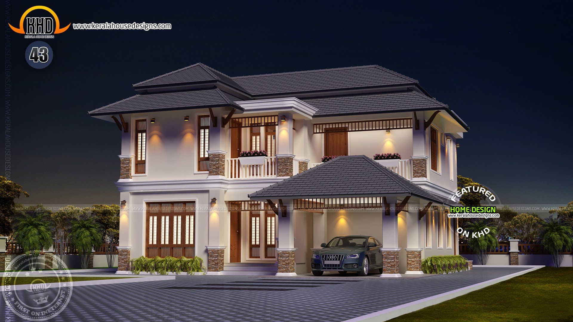 House Plans Of January 2015 Cool House Designs Latest House Designs House Outside Design