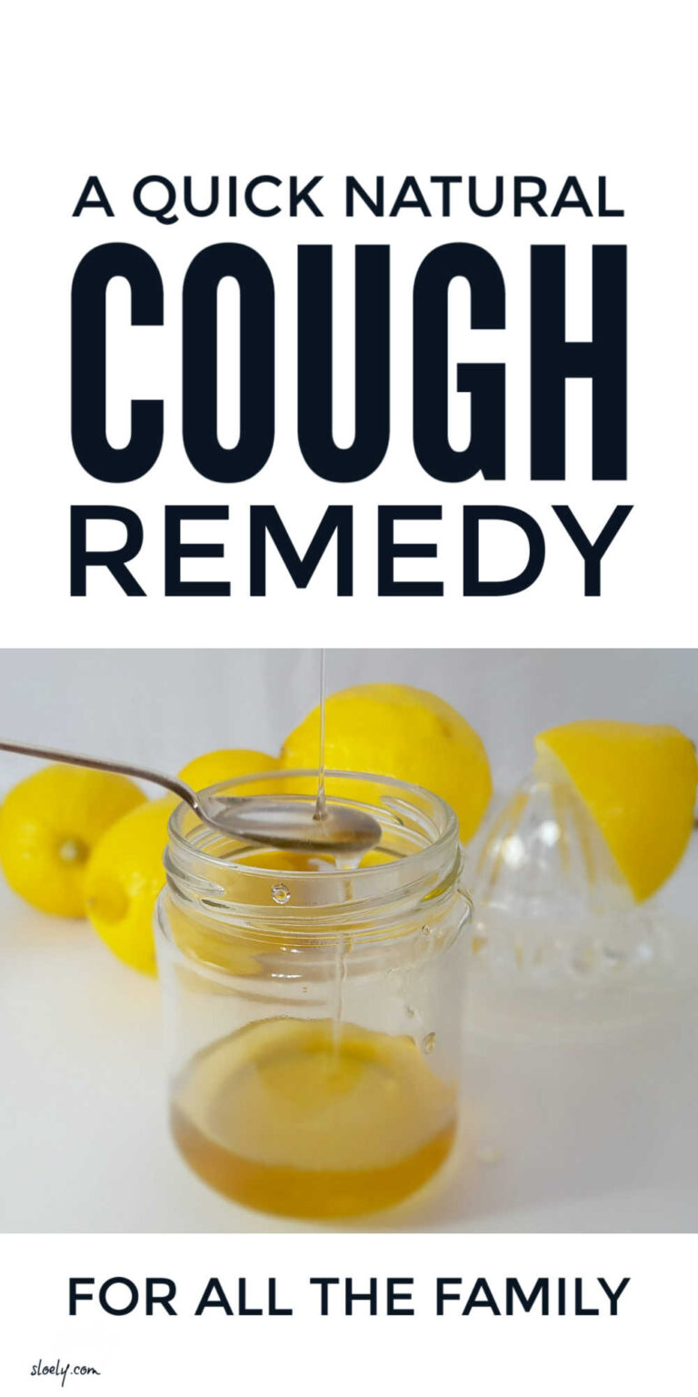 Natural Cough Mixture in 2020 Dry cough remedies
