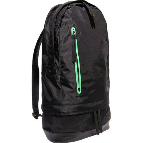 Nike Eugene Premium Backpack Black//Green BA4737-067