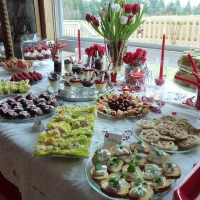 Bridesmaid Luncheon, Bridal