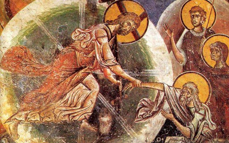 Kết quả hình ảnh cho jesus at the gates of hell