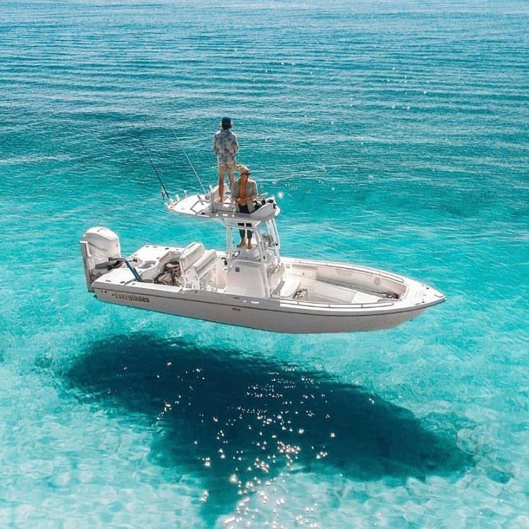 243cc Evergladesboats Levitating Tag A Friend Via Boatingcartel
