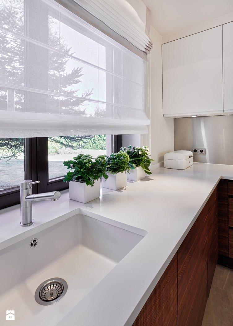 Elegancja w bieli   zdjęcie od atlas kuchnie szczecin   kuchnia ...