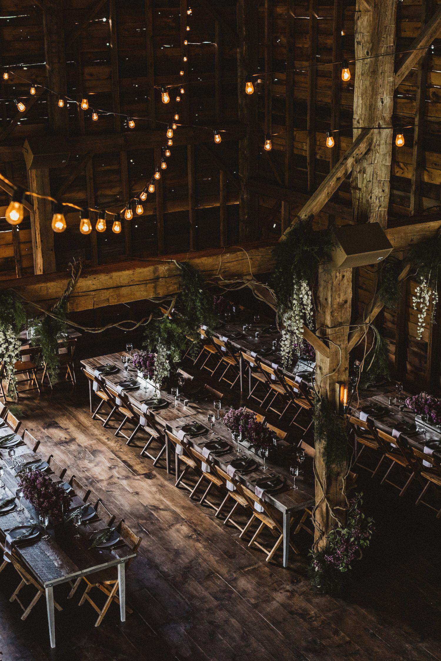 Hailey Howard Barn wedding, Barn reception, Organic wedding