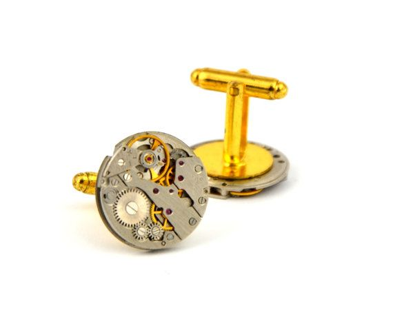 Check out this item in my Etsy shop https://www.etsy.com/listing/473264826/watch-movements-cufflinks-mens-20-mm