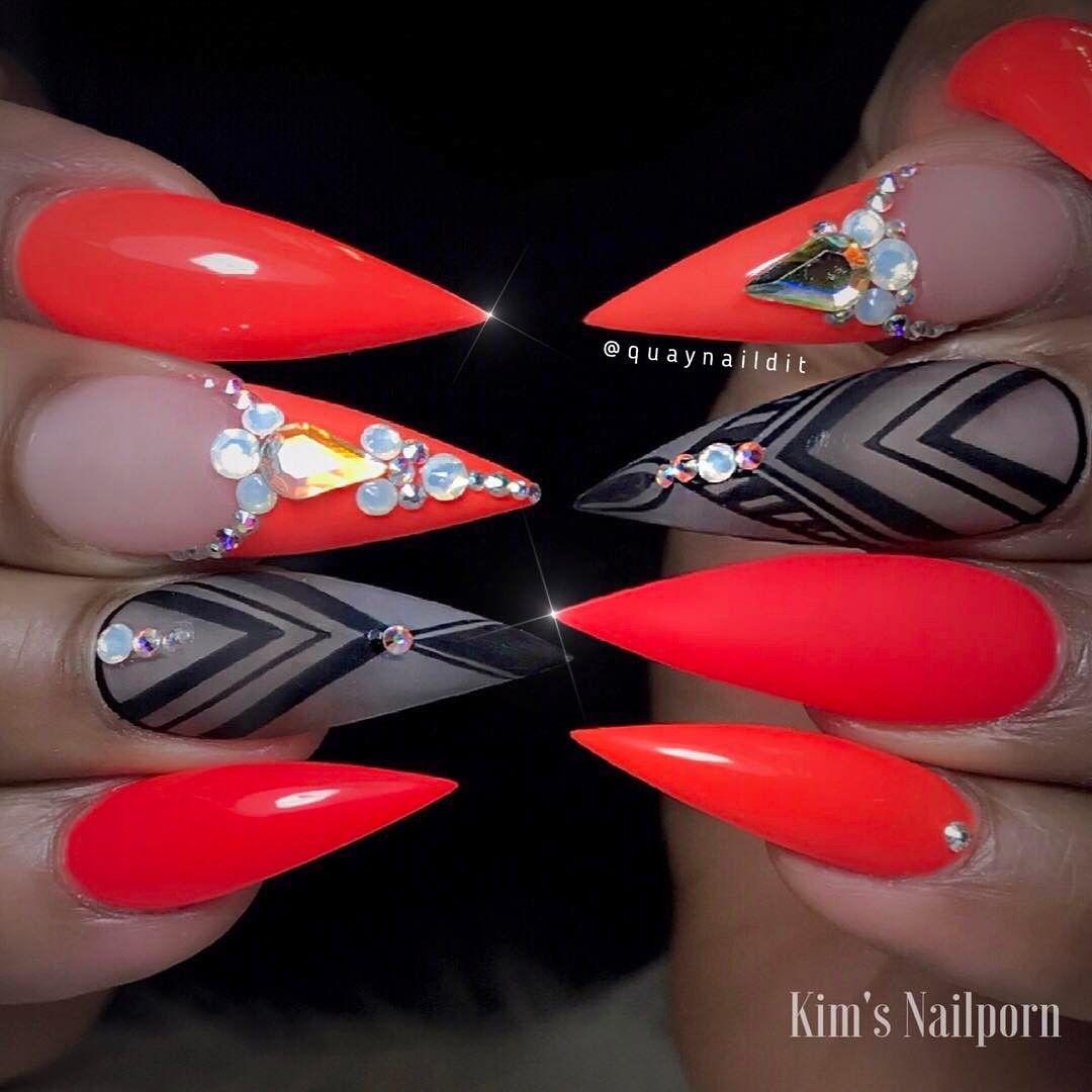 Pin de 🎀 Lisa 🎀 en Beauty - Nail Inspirations   Pinterest