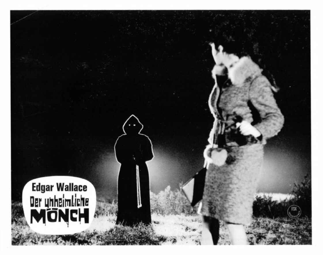 Dunja Rajter In Der Unheimliche Monch D 1965 Regie Harald Reinl Unheimliches Monch