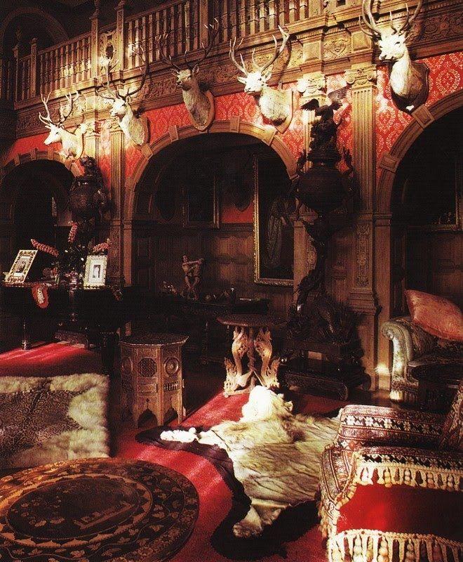 House · Chintz of Darkness. Gothic InteriorVictorian Gothic DecorDesign ... & Chintz of Darkness   Pinterest   Victorian gothic decor Gothic ...